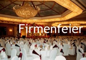 Firmenfeier - Firmenevent