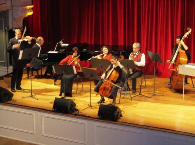 Salzburger Ballorchester - Solistenbesetzung