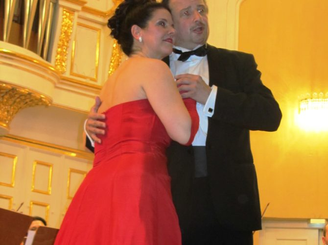 Salzburger Ballorchester im Mozarteum
