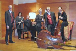 Salzburger Ballorchester kleine Besetzung 6.1
